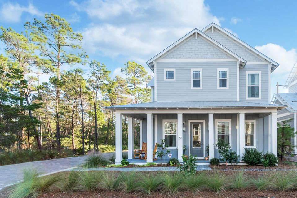 A 4 Bedroom 4 Bedroom Village At Grayton Beach Home