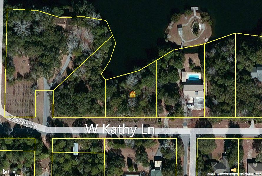 Photo of home for sale at 00 Kathy, Freeport FL