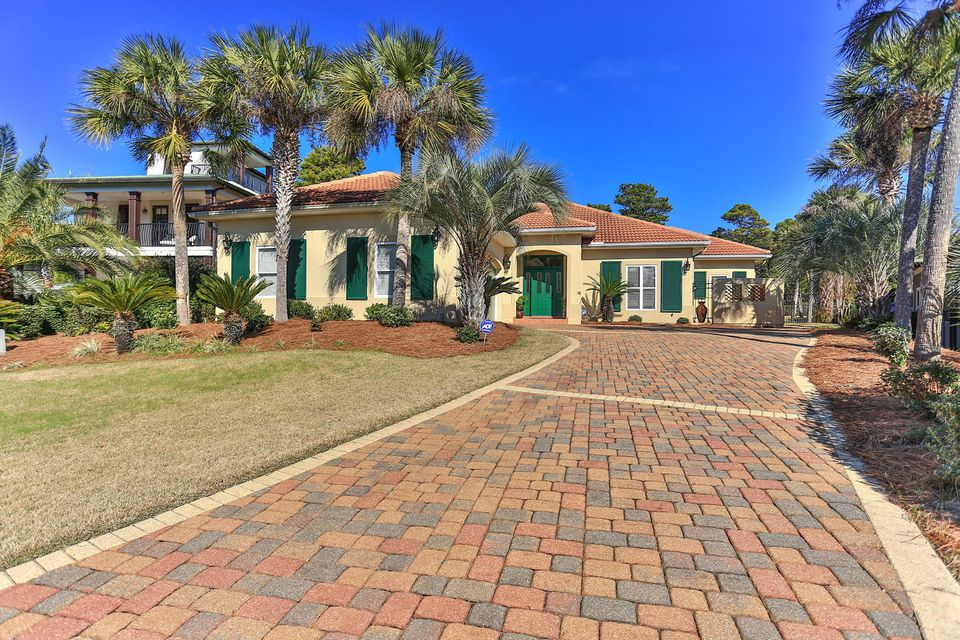 A 3 Bedroom 3 Bedroom Gulf Place At Santa Rosa Beach Home