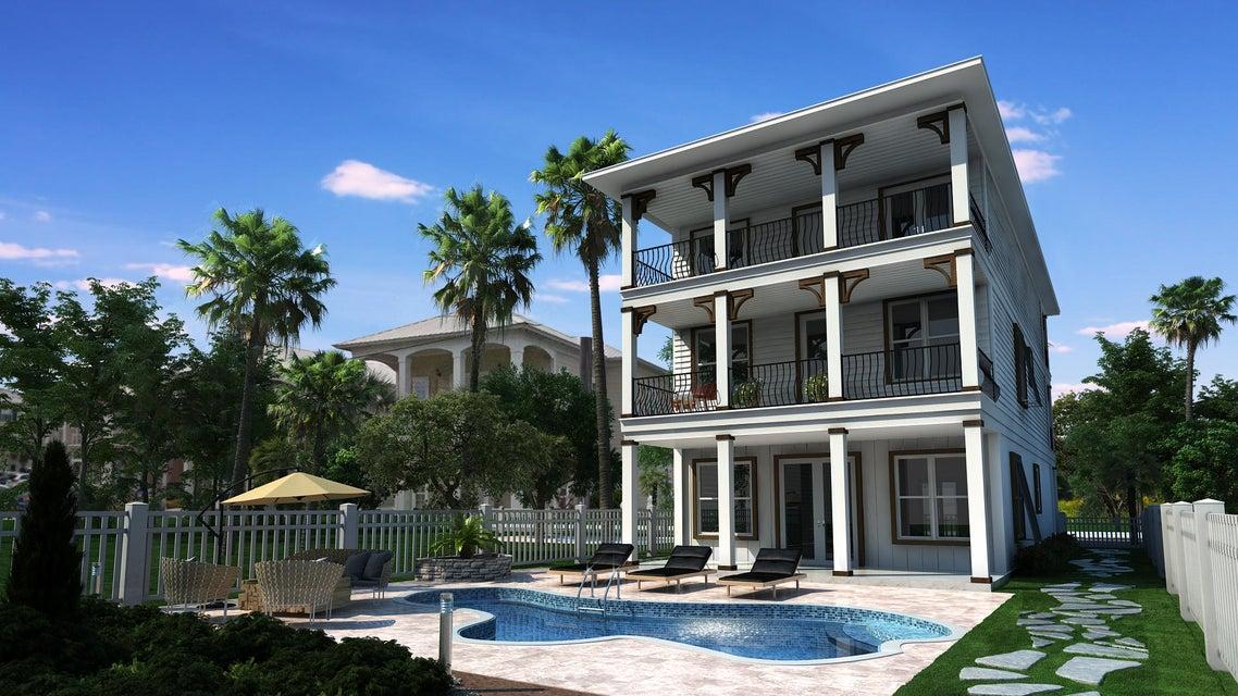 A 6 Bedroom 5 Bedroom Crystal Beach Home