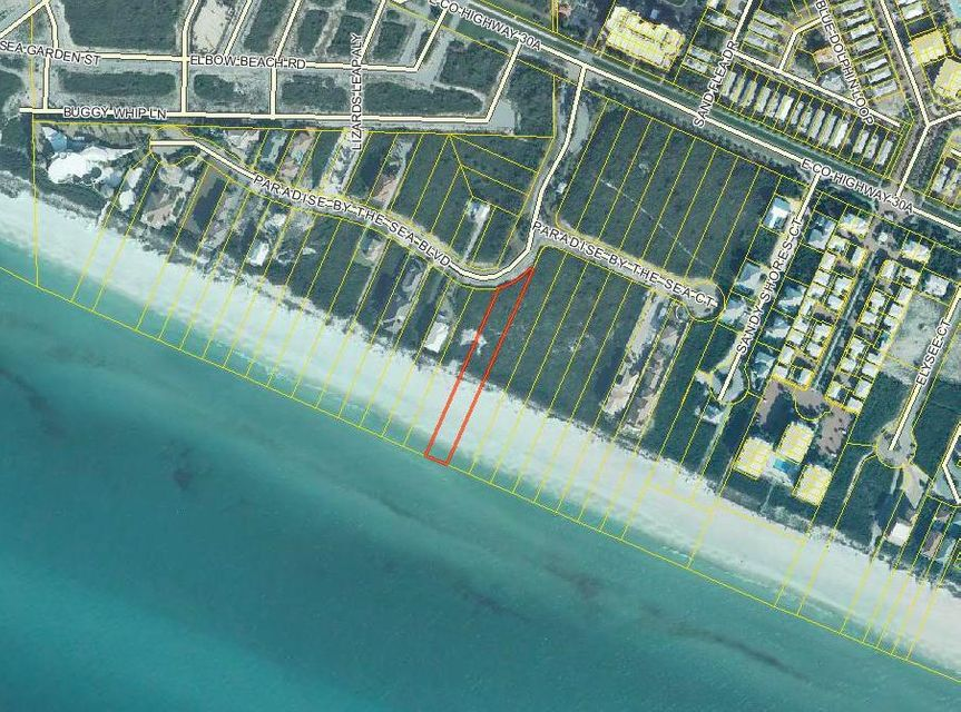 Lot 20 Paradise By The Sea Boulevard