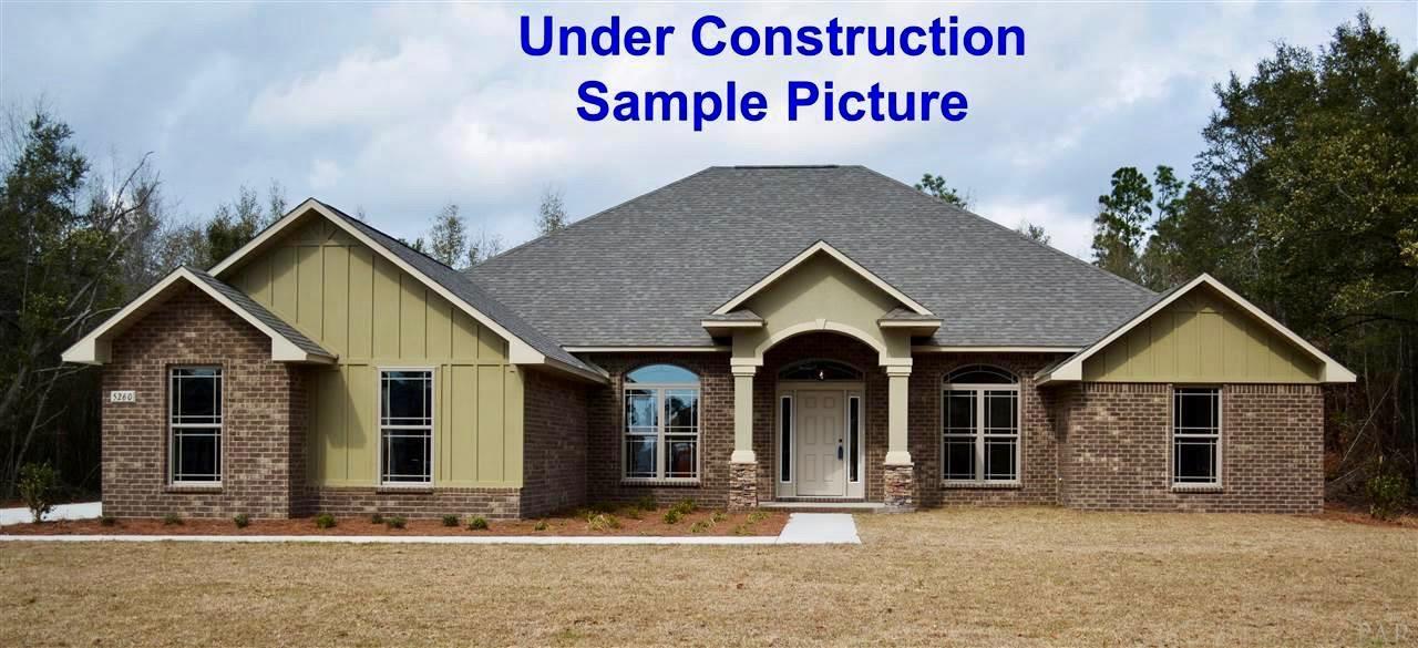 Photo of home for sale at 4928 Nichols Creek, Milton FL