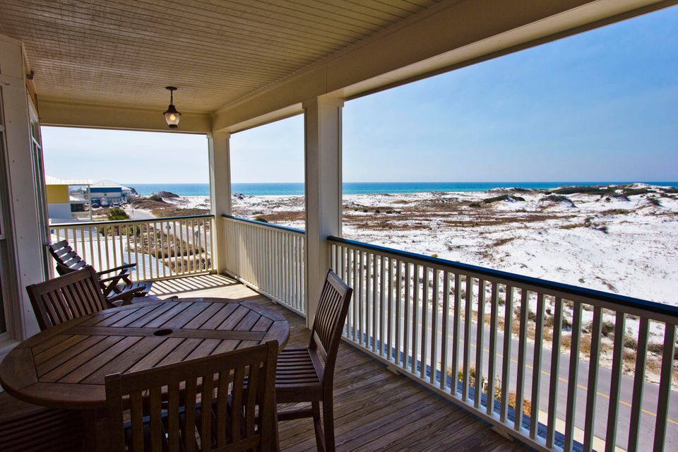 A 6 Bedroom 7 Bedroom Grayton Beach Home
