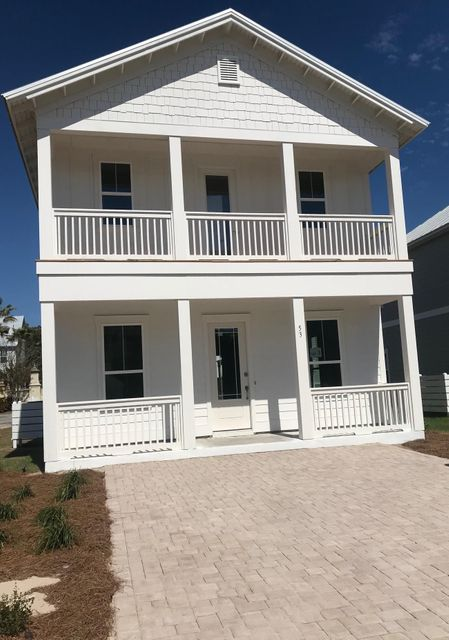 Photo of home for sale at 258 Grande Pointe, Inlet Beach FL