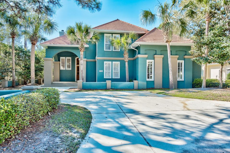Photo of home for sale at 1456 Baytowne, Miramar Beach FL