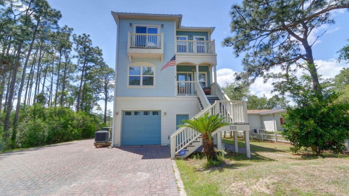 Photo of home for sale at 95 Bluebell, Santa Rosa Beach FL
