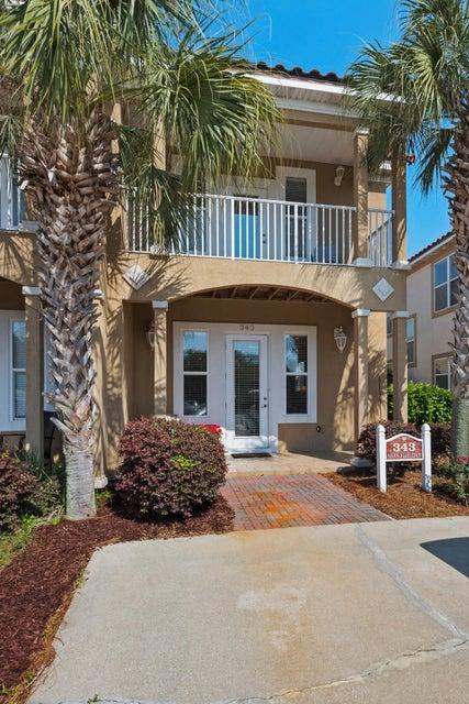 Photo of home for sale at 343 La Valencia, Panama City Beach FL