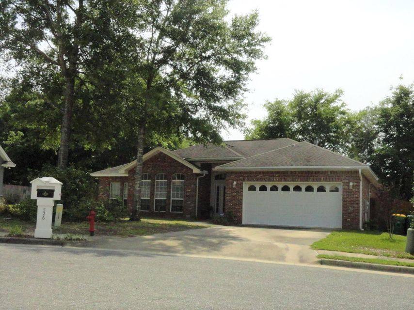 Photo of home for sale at 526 Wildflower, Niceville FL