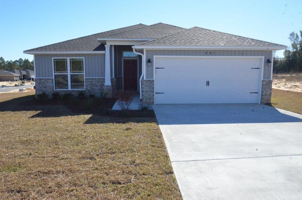 Photo of home for sale at 6371 Arbor, Gulf Breeze FL