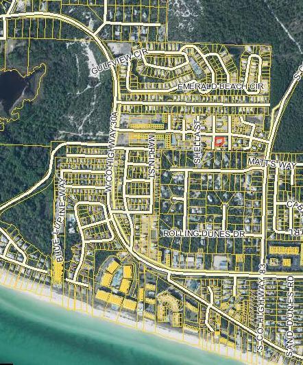 Photo of home for sale at Lot 1 Blkf Heidi Heights, Santa Rosa Beach FL