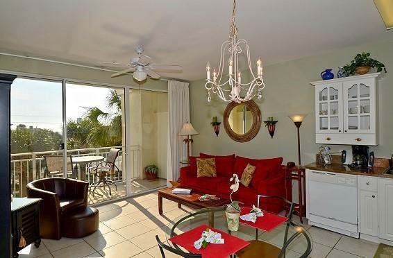 A 1 Bedroom 1 Bedroom Gulf Place Cabanas Condo Condominium