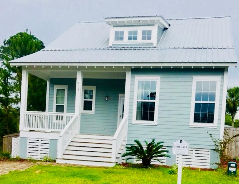 Photo of home for sale at 451 Paradise, Panama City Beach FL