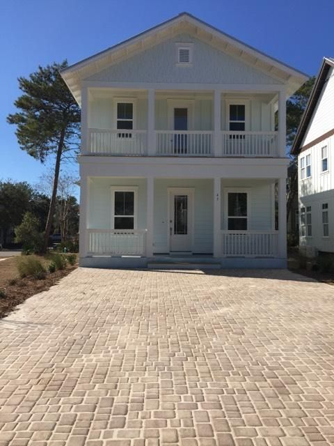 Photo of home for sale at 310 Grande Pointe, Inlet Beach FL