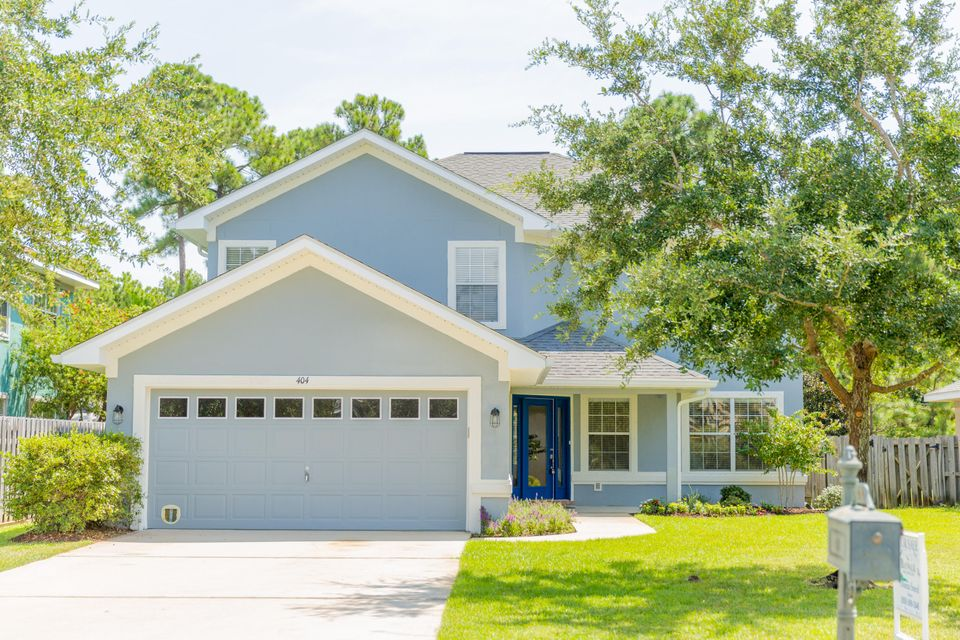 Photo of home for sale at 404 Loblolly Bay, Santa Rosa Beach FL