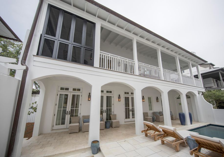 Photo of home for sale at 30 Spanish Town, Rosemary Beach FL