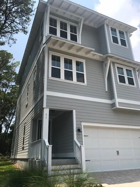 Photo of home for sale at 91 Grande Pointe, Inlet Beach FL