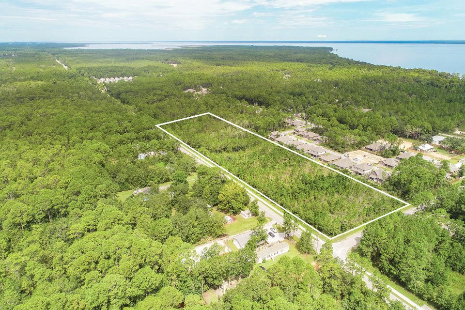 Photo of home for sale at Lot 16 Chat Holly Road, Santa Rosa Beach FL