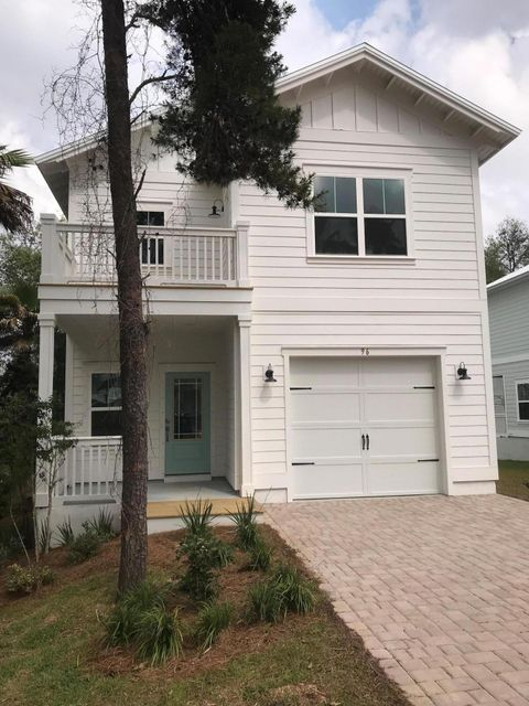 Photo of home for sale at 338 Grande Pointe, Inlet Beach FL