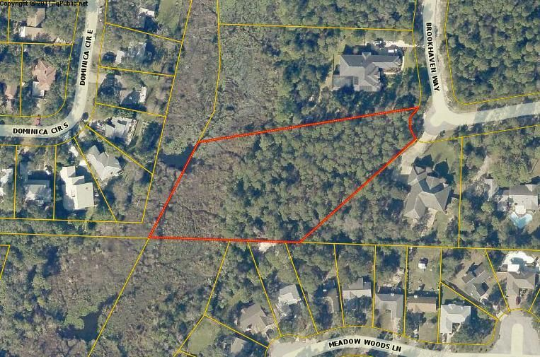 Lot 15  Brookhaven Way, one of homes for sale in Niceville