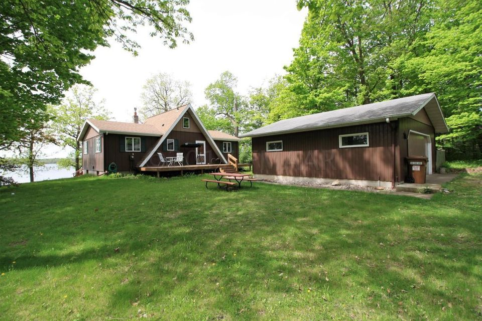 21672 E HEIGHT OF LAND Drive, Detroit Lakes, MN 56501