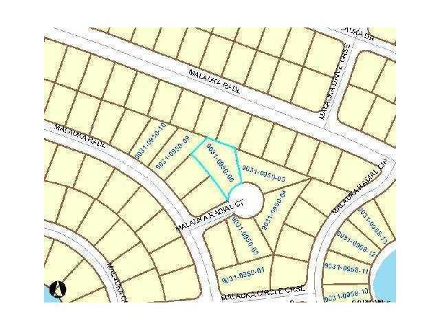 Land for Sale at Malauka Radial Court Malauka Radial Court Silver Springs, Florida 34488 United States