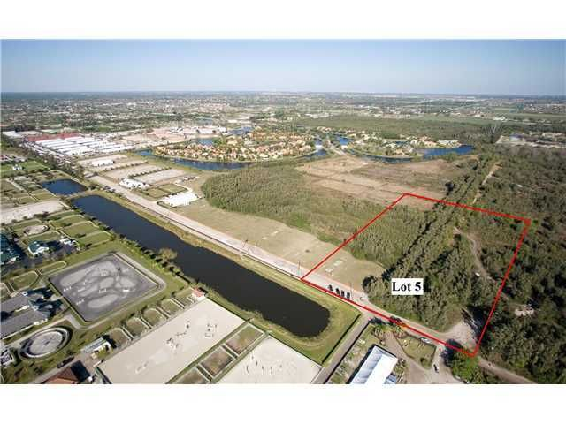 Land for Sale at LOT 5 WELLINGTON COUNTRY Place LOT 5 WELLINGTON COUNTRY Place Wellington, Florida 33414 United States