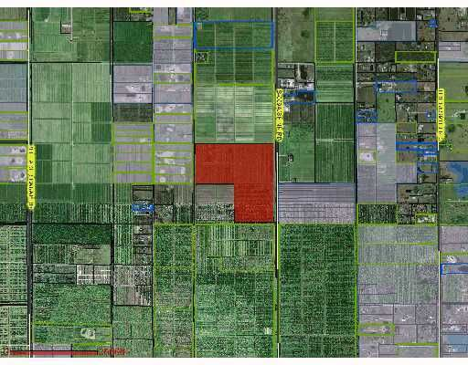 Agricultural Land للـ Sale في 1500 S Shinn Road 1500 S Shinn Road Fort Pierce, Florida 34945 United States