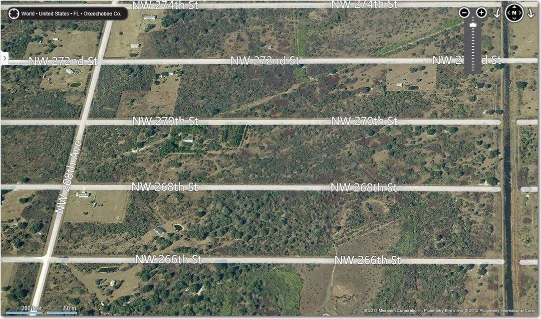 Land für Verkauf beim 20418 NW 270th Street 20418 NW 270th Street Okeechobee, Florida 34972 Vereinigte Staaten