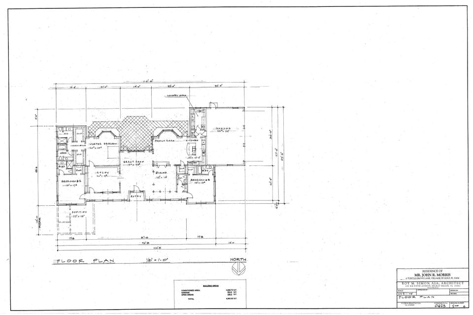 Additional photo for property listing at 6 Turtle Grove Lane 6 Turtle Grove Lane Village Of Golf, Florida 33436 États-Unis