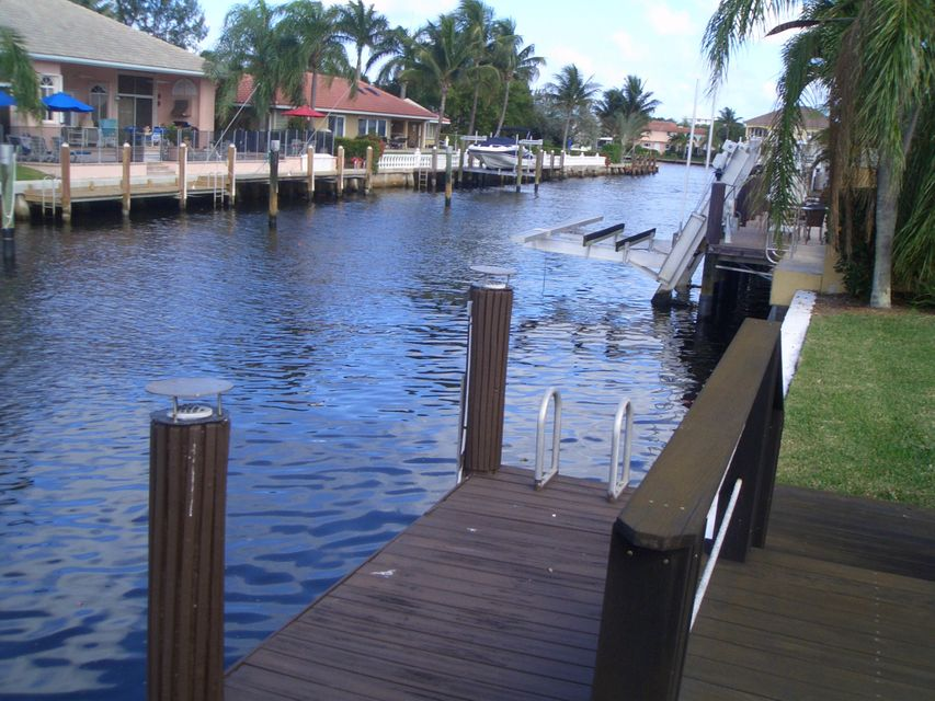 Looking East to Intracoastal
