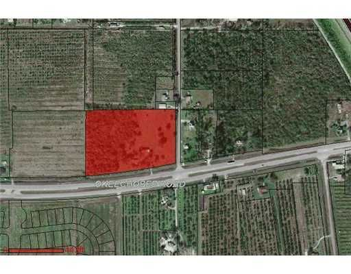 Commercial Land for Sale at 8170 Okeechobee Road 8170 Okeechobee Road Fort Pierce, Florida 34945 United States