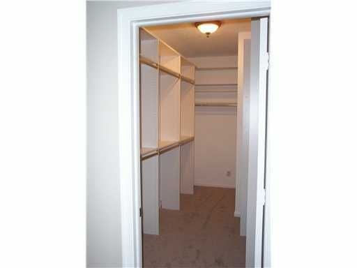 One of the Master Suite Closets