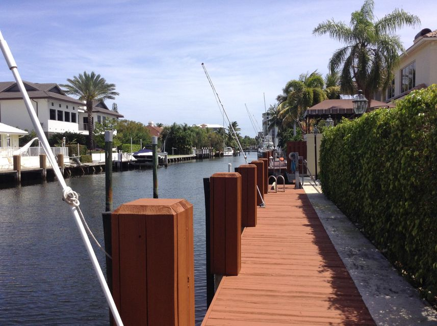 Canal to the Intracoastal