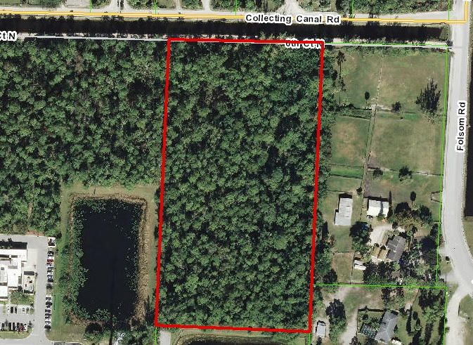 Land for Sale at 00 State Road 80 00 State Road 80 Royal Palm Beach, Florida 33411 United States