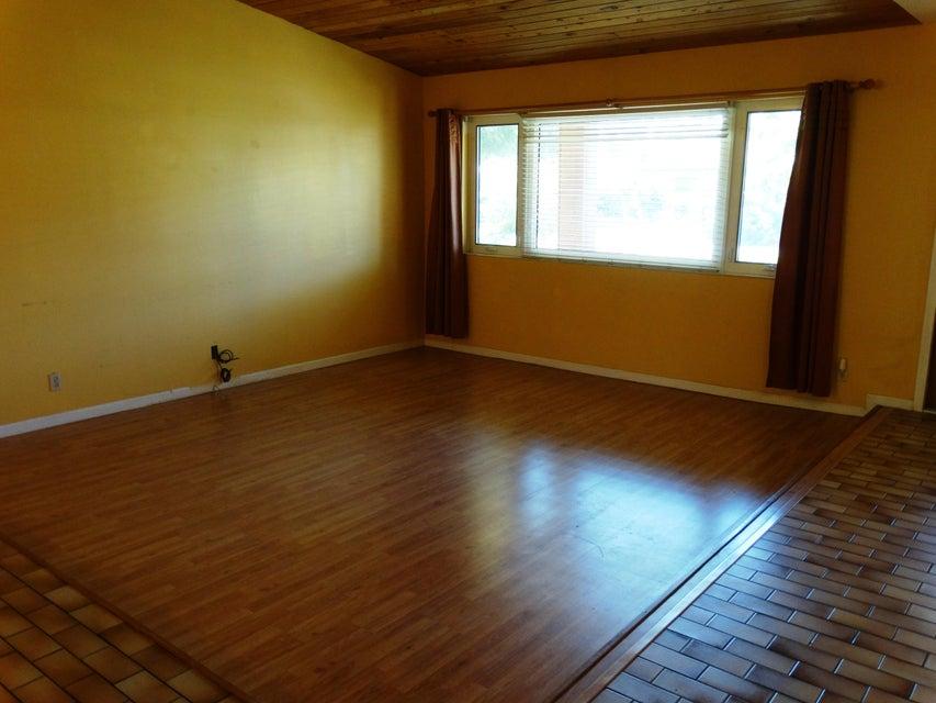 Sunken living room