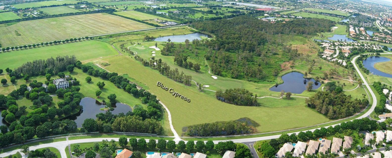 土地,用地 为 销售 在 3176 Blue Cypress Lane 3176 Blue Cypress Lane 惠灵顿, 佛罗里达州 33414 美国