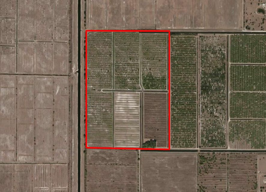Agricultural Land para Venda às Tbd Orange Avenue W Tbd Orange Avenue W Fort Pierce, Florida 34947 Estados Unidos