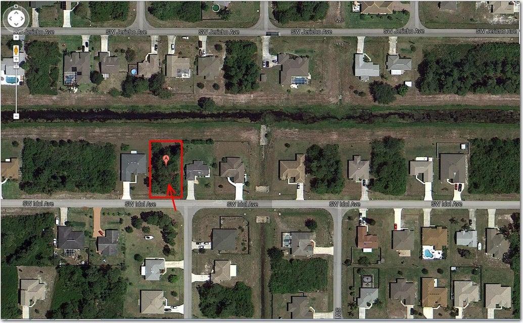 土地,用地 为 销售 在 1317 SW Idol Av Avenue 1317 SW Idol Av Avenue 圣露西港, 佛罗里达州 34953 美国