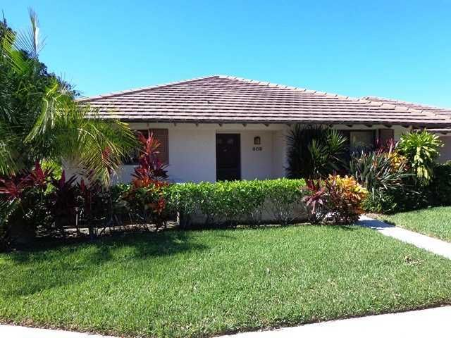 Villa for Rent at 609 Club Drive 609 Club Drive Palm Beach Gardens, Florida 33418 United States
