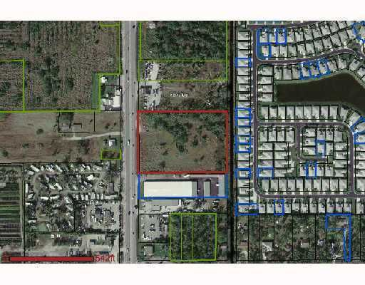 Commercial Land للـ Sale في Address not available Fort Pierce, Florida 34950 United States