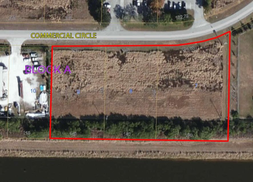 Land for Sale at 7495 Commercial Circle 7495 Commercial Circle Fort Pierce, Florida 34950 United States
