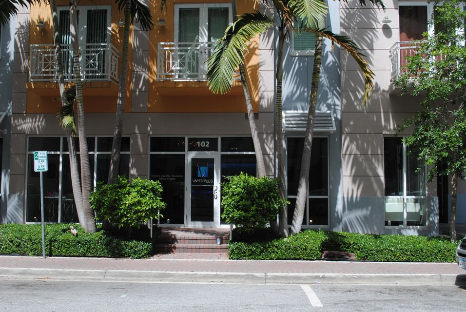 Commercial for Sale at 12 SE 1st Avenue # 102 12 SE 1st Avenue # 102 Delray Beach, Florida 33444 United States