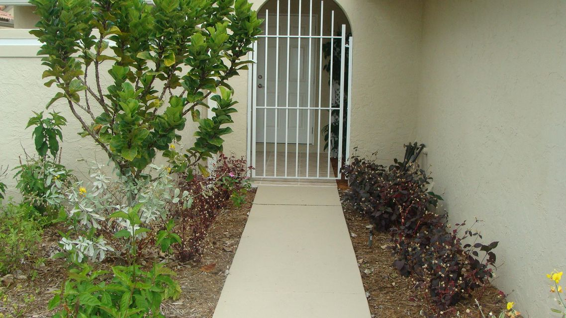 Gated Front Entry