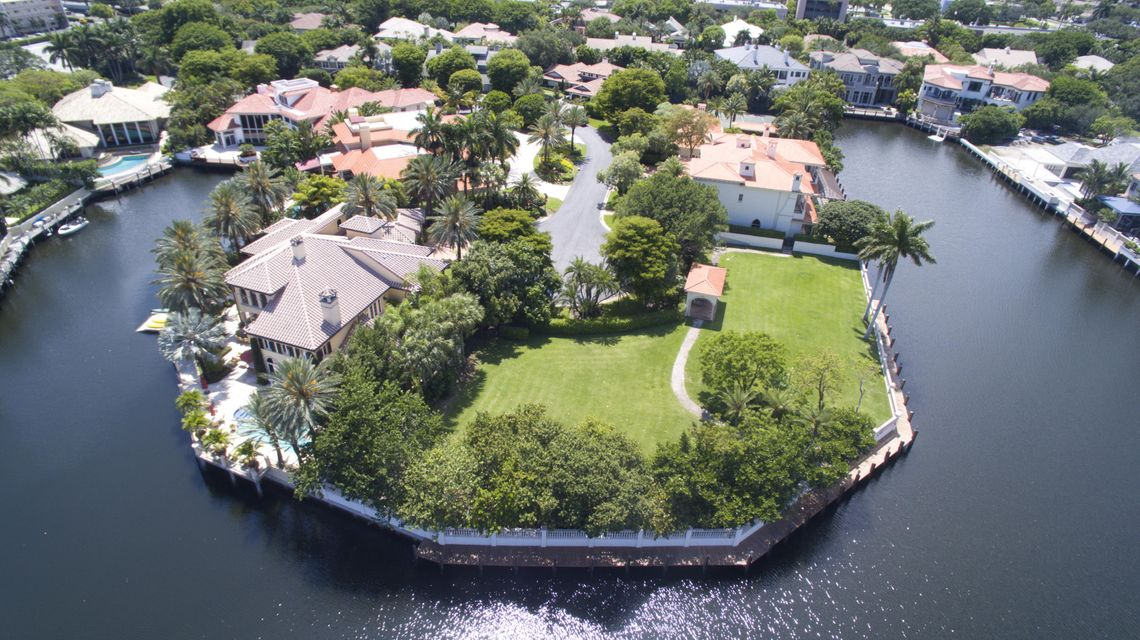Terreno por un Venta en 4121 Ibis Point Circle 4121 Ibis Point Circle Boca Raton, Florida 33431 Estados Unidos