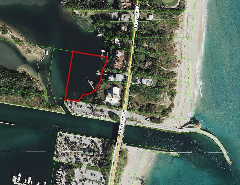 Boat Dock for Sale at 0000 S Ocean Boulevard Manalapan, Florida 33462 United States