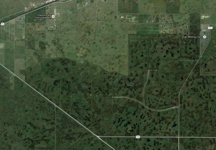 Agricultural Land 为 销售 在 10000 SW Kanner Highway Indiantown, 佛罗里达州 34956 美国