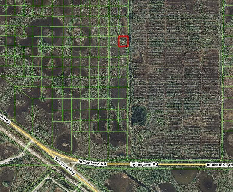 Земля для того Продажа на 000 Indiantown Road # Lot Uu-170 000 Indiantown Road # Lot Uu-170 Jupiter, Флорида 33478 Соединенные Штаты