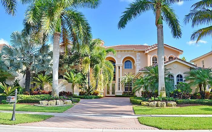 MIZNER COUNTRY CLUB home 16240 Andalucia Lane Delray Beach FL 33446