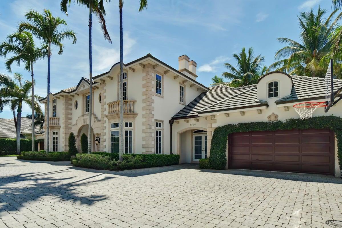 1720 Thatch Palm Drive