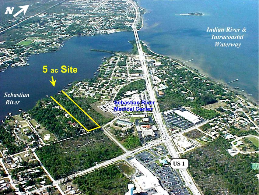 Commercial Land for Sale at 13575 83rd Street 13575 83rd Street Roseland, Florida 32957 United States